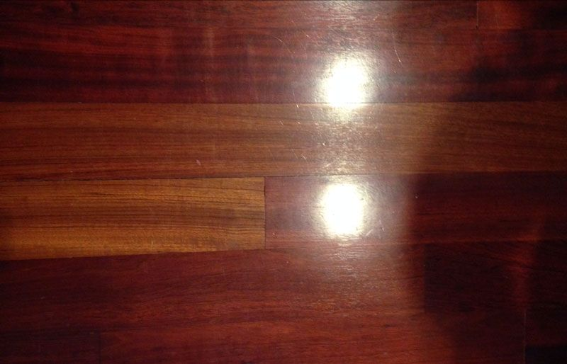 Laminate And Wood Flooring Care And Restoration In The